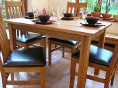 Oak Kitchen Tables